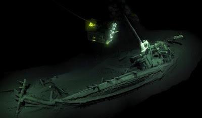 Αρχαίο ναυάγιο στη Μαύρη Θάλασσα: «Δεν προξενεί έκπληξη ότι είναι ελληνικό»
