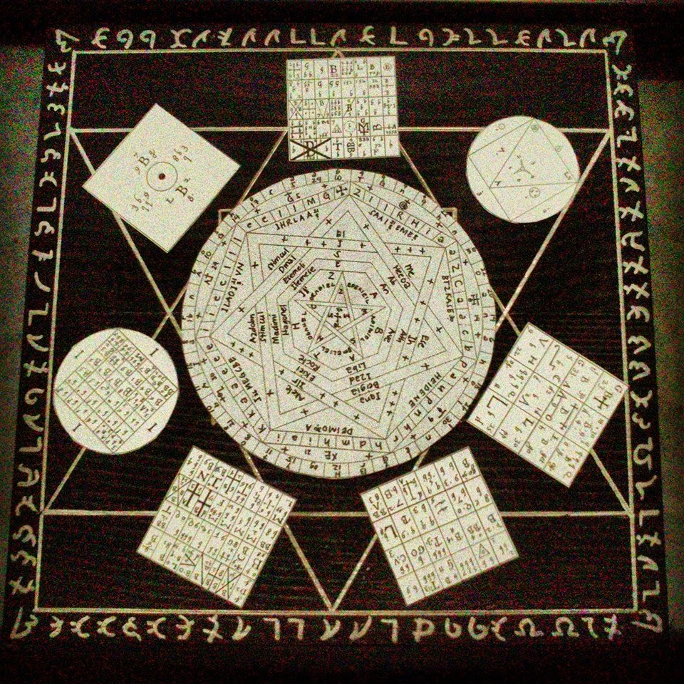 Enochian Magic 9