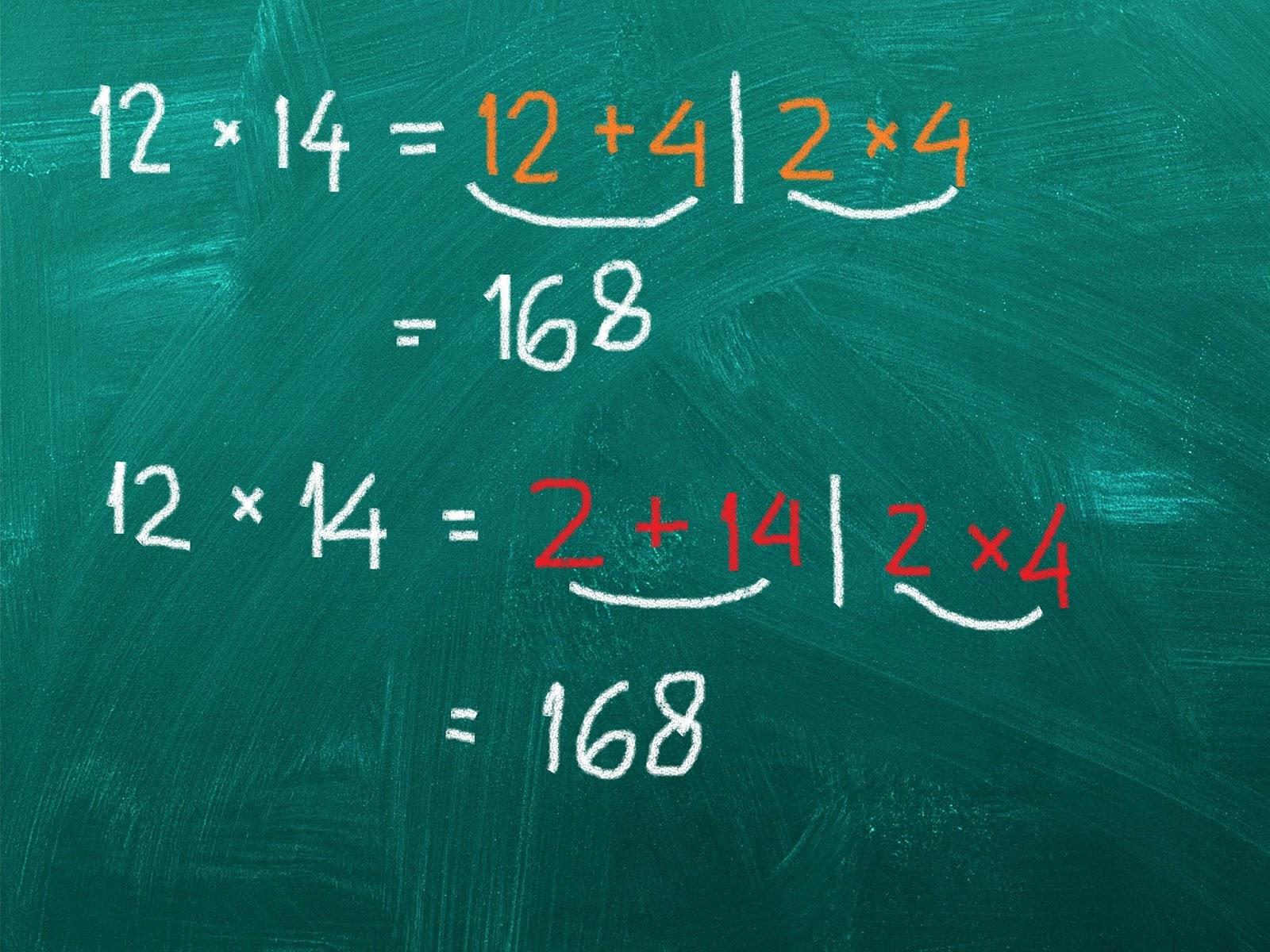 Matematika Kreatif Pada Perkalian 10 - 20