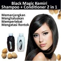 Black magic shampoAdakah Shampo Penumbuh,Pemanjang Dan Penebal Secara Alami Dan Cepat ??