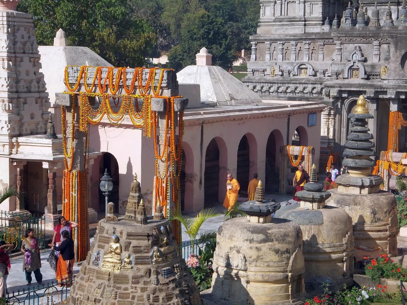 храм Махабоди в Бодхгае
