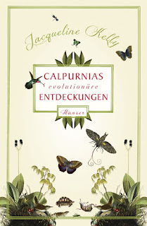 Cover mit Pflanzen und Tieren Calpurnias revolutionäre Entdeckungen
