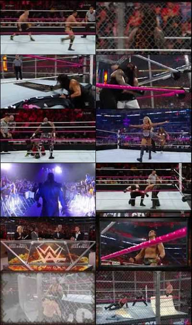 WWE Hell In A Cell 2015 PPV WEBRip 480p Download