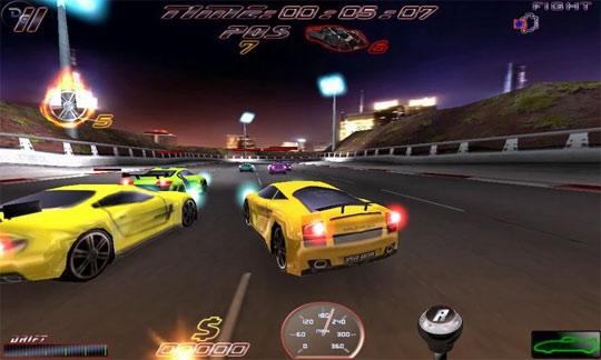 Game Balapan Mobil Terbaik untuk Android 2016