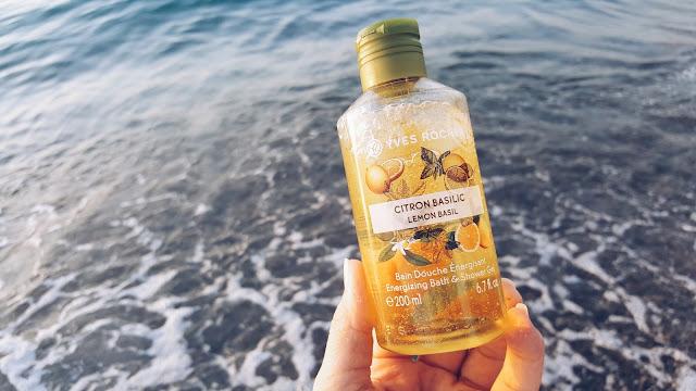 Yves Rocher Limon Fesleğen Duş Jeli