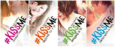 Serie Off Campus (Kiss me) de Elle Kennedy — Reseña
