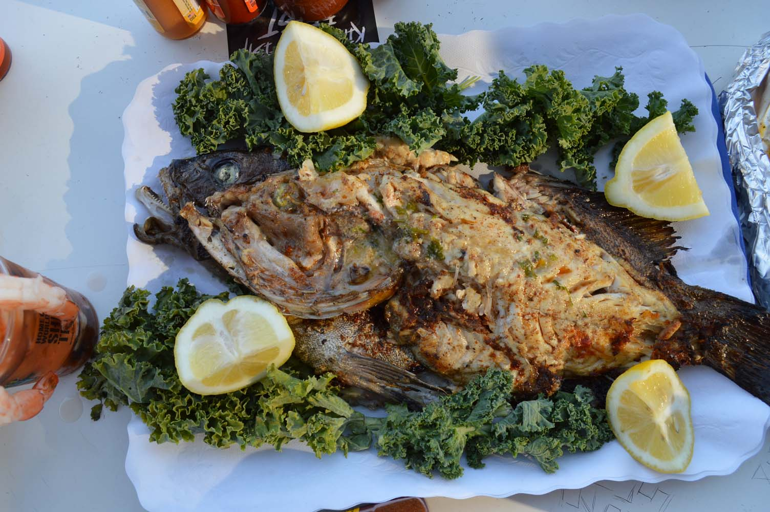 Feast on Fresh Seafood at the World Famous San Pedro Fish Market ...