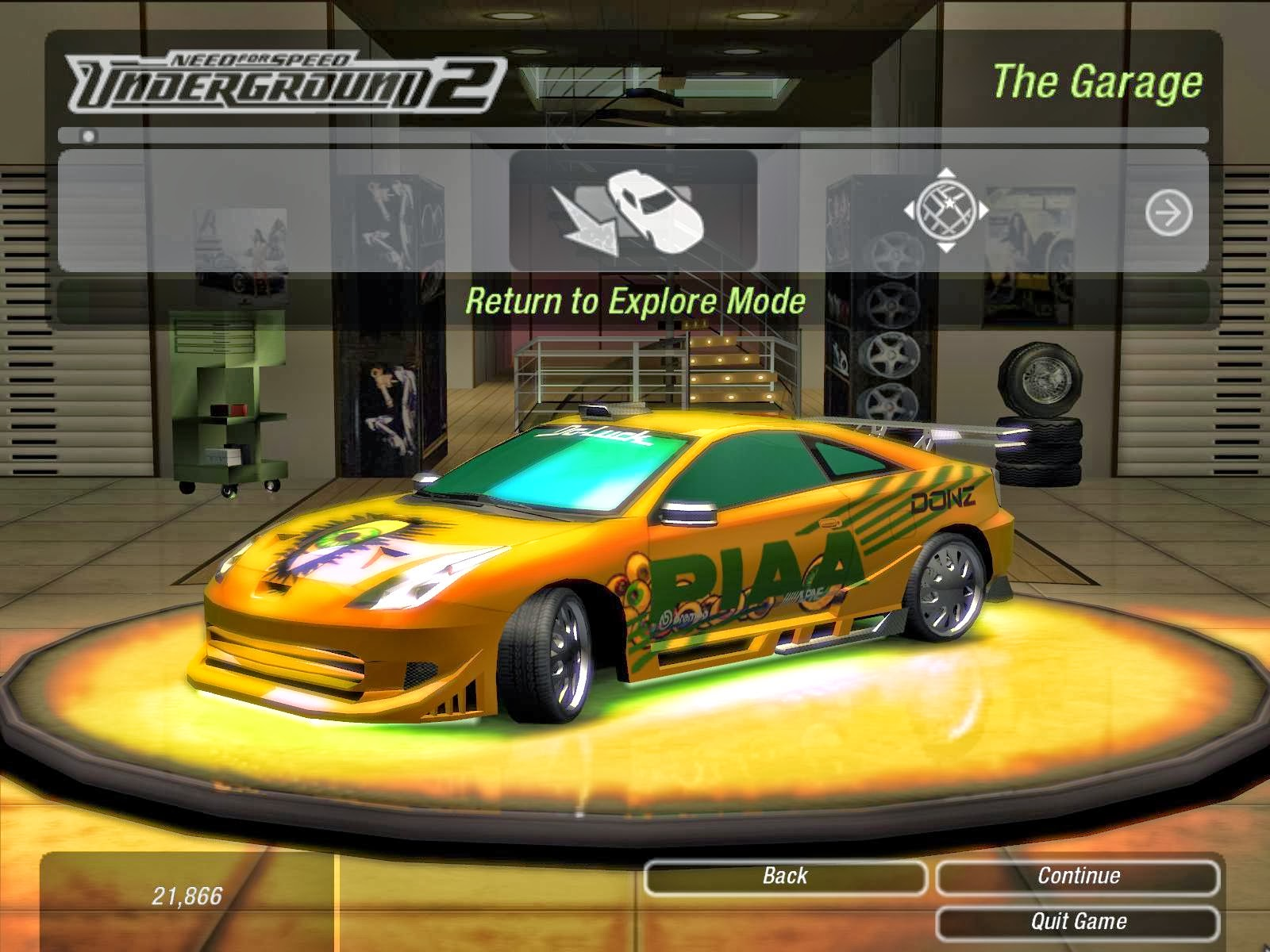 SPEED2.EXE11 Outstanding Bugatti Veyron Need for Speed Underground 2 Cars Trend