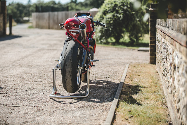 Ducati 803 By DeBolex Engineering Hell Kustom