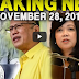 Breaking News Today November 28 2017 President Duterte L Noynoy Aquino L Cj Sereno L Pnp Chief Bato