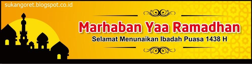 Dsg Banner Spanduk Ramadhan H Cdr Sukangoret Buanapam