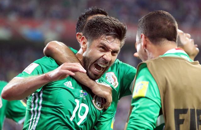 México ganó 2-1 a Nueva Zelanda