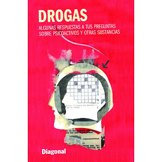 Llibre : Drogas. Algunas respuestas a tus preguntas sobre psicoactivos y otras sustancias