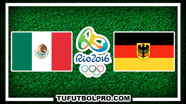 Ver México vs Alemania EN VIVO Por Internet
