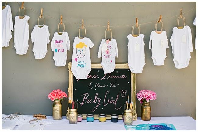 10 dicas para Organizar o Ch de Beb | Que se Ame