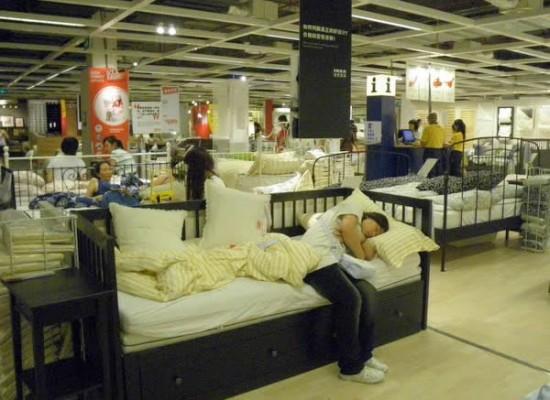 los chinos simplemente aman ikea estas tiendas tienen millones de visitas cada ao pero slo algunos terminan comprando algo ya que muchos slo van a
