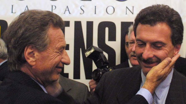 Macri, con portación de apellido