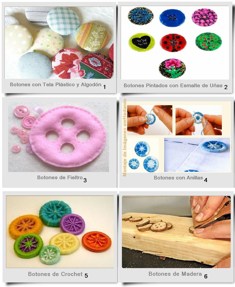 botones, botellas de plastico, reciclar, manualidades