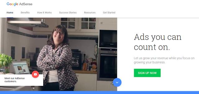 Cara Cepat Membuat Google AdSense Dalam 5 Menit | Tips AdSense