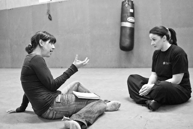 san shou martial arts dublin laura o neill
