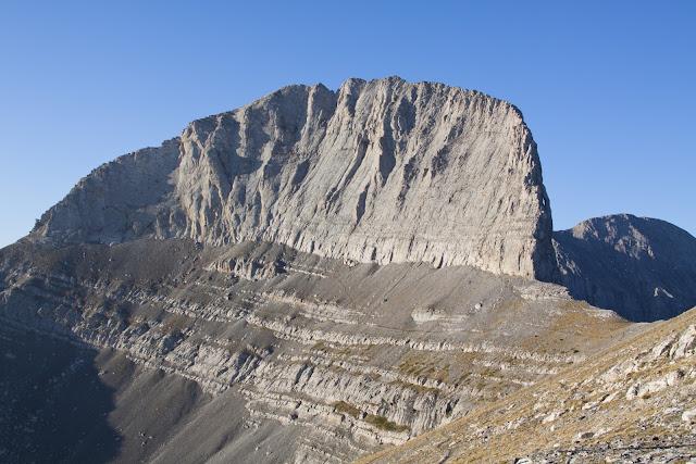 Διάσωση ορειβάτη στον Όλυμπο