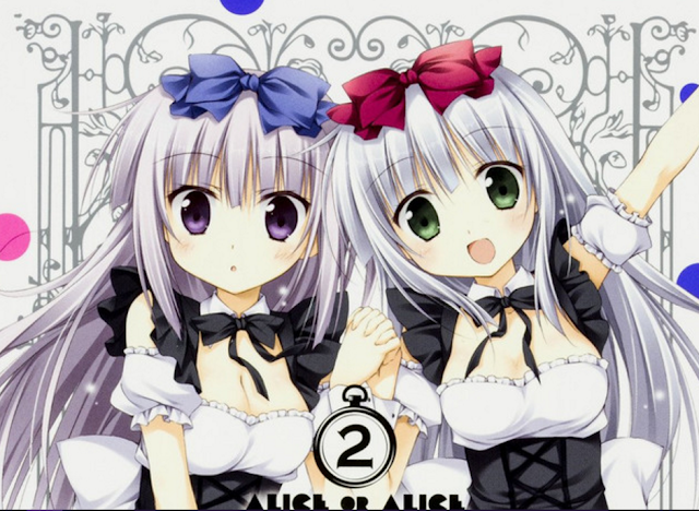 El Manga Alice or Alice tendrá anime (Alice or Alice- Siscon Nii-san to Futago no Imouto)