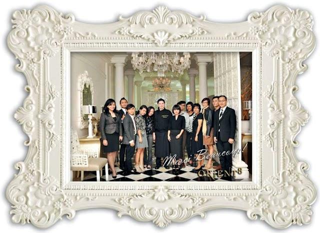 BISTROT BUSINESS LUNCH AT ORIENT8, HOTEL MULIA JAKARTA