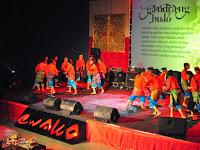 Gandrang Bulo Tarian Tradisional Khas Makassar
