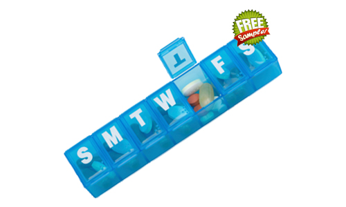 free pill organizer, free pill box, free pill boxes, free pill boxes for patients, free pill case