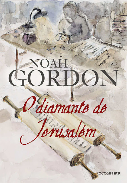 O diamante de Jerusalém - Noah Gordon