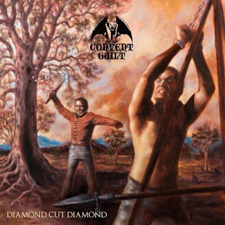 "Το τραγούδι Convent Guilt ""Born to Trouble"" από το album ""Diamond Cut Diamond"""