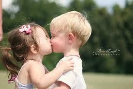 Top latest hd Baby Boy to Girl frist kiss images photos pic wallpaper free download 38