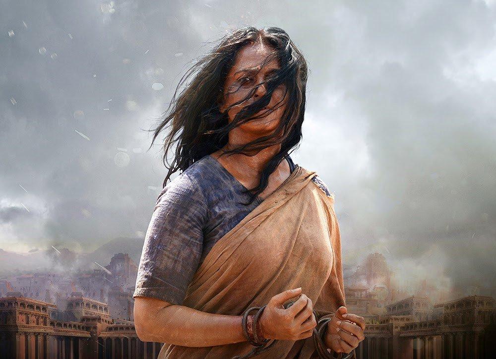 bahubali's mother devasena