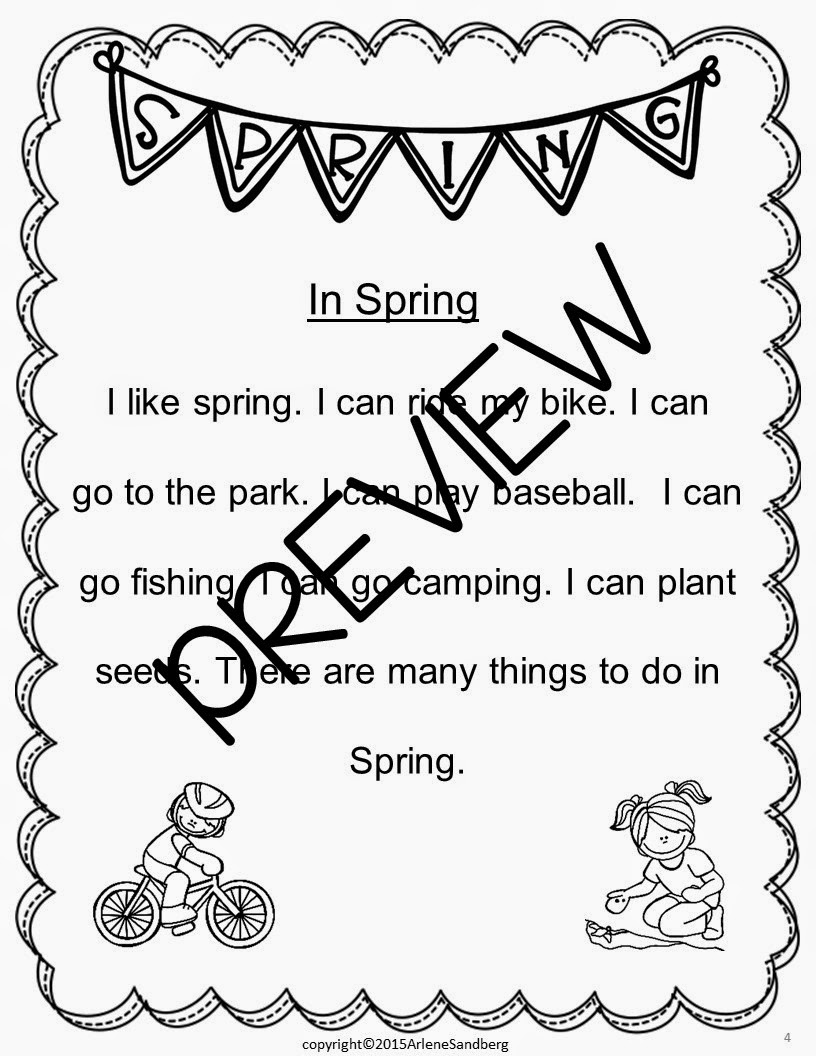 LMN Tree: Spring Fluency Tips and Activities