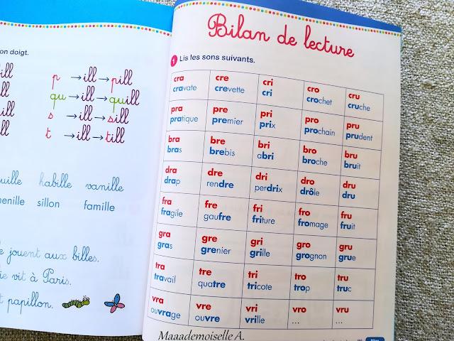 || J'apprends à lire et à écrire (Présentation & Avis)