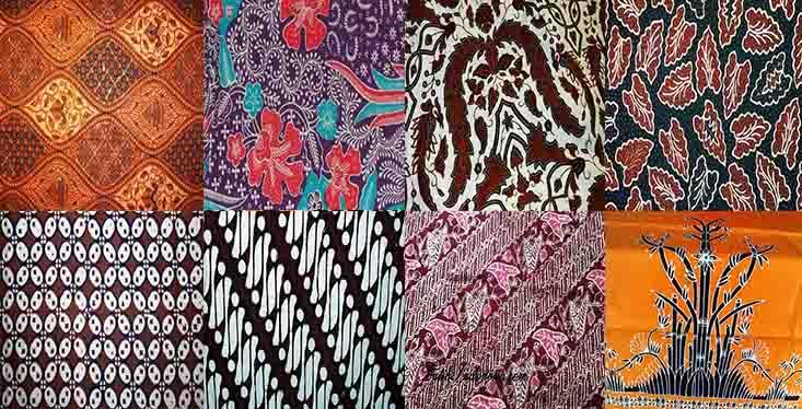 Inilah 10 Jenis Motif Batik dari Indonesia yang Mendunia