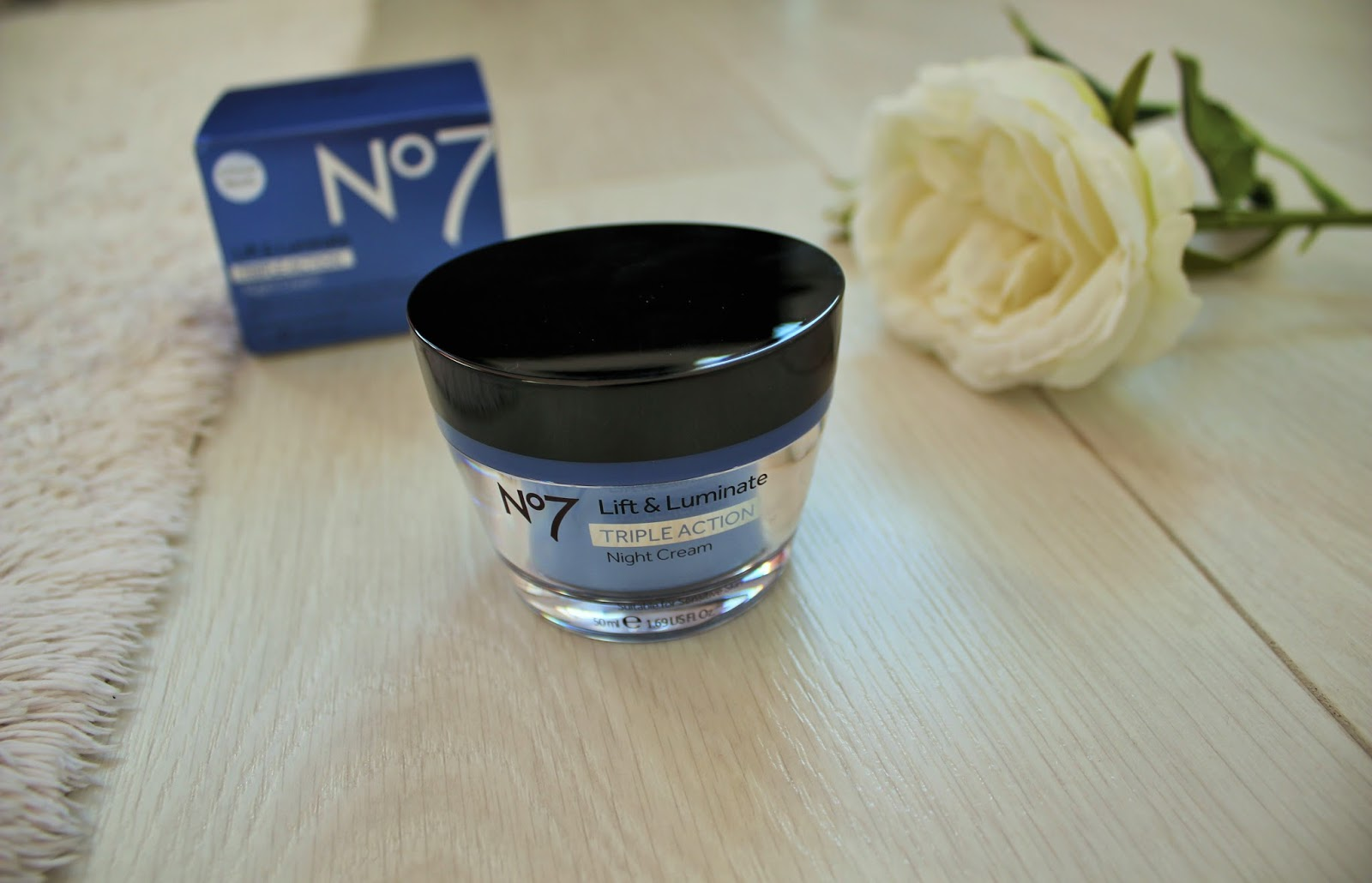 No7 Lift & Luminate Triple Action Range - First Impressions and Giveaway 5