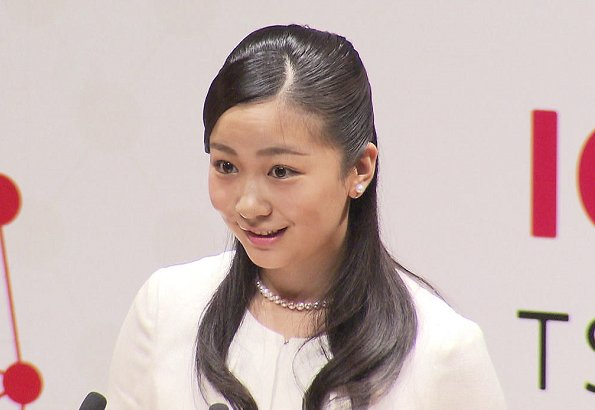 Princess Kako, a grandchild of Emperor Akihito and the younger daughter of Prince Akishino and Princess Kiko, turned 24