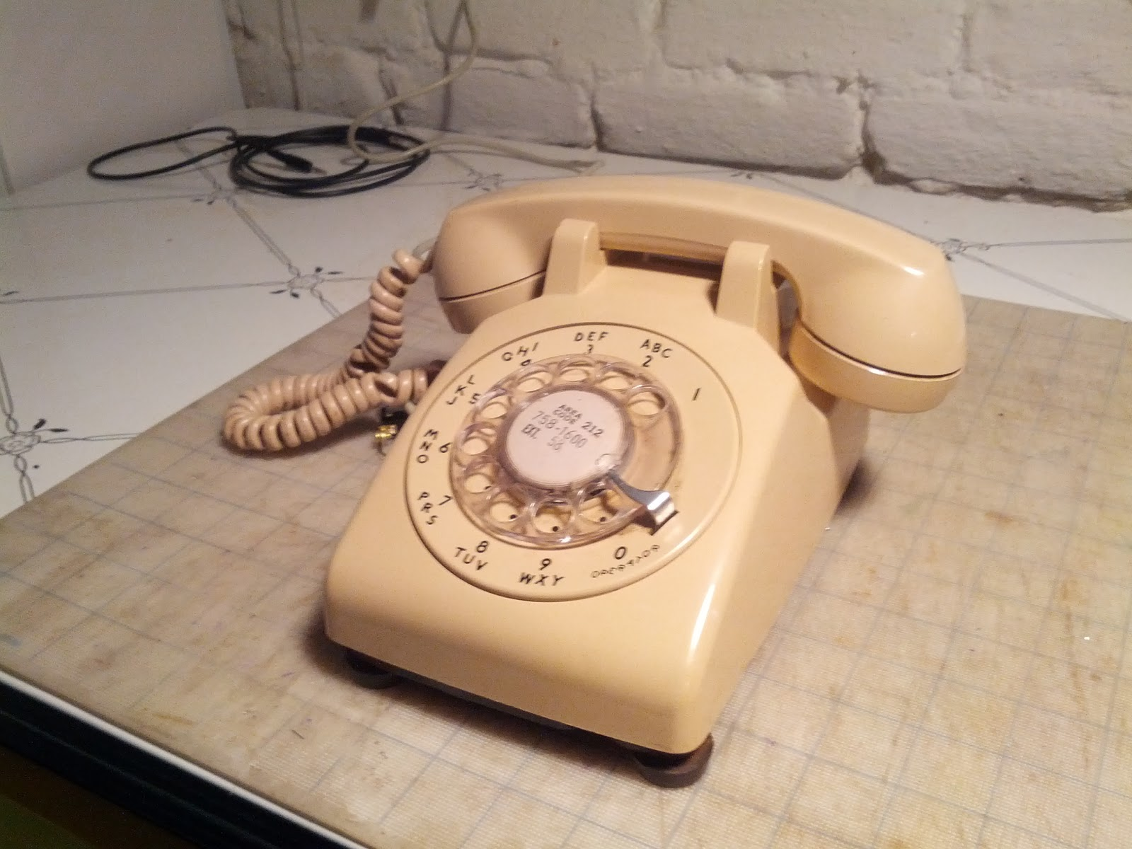New Project: Arduino Rotary Phone! | audio_maelstrom