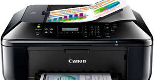 CANON PIXMA MX437 PRINTER DRIVERS