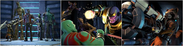 Marvel's Guardians of the Galaxy : Episode 1 – CODEX ...