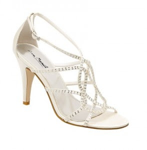 Simple Cheap Wedding Shoes For Women