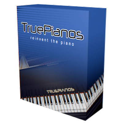 4Front Technologies - TruePianos v1.9.8 Full version