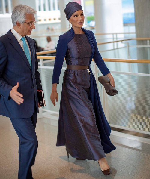 The Royals attended the 74th Session of the UN General Assembly