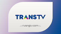 TV Online Trans TV Nonton Live Streaming HD Gratis di Android/iPhone