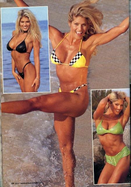 Torrie Wilson - Fitness Beauties