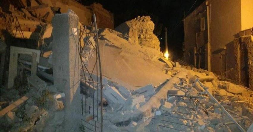 TERREMOTO EN ITALIA de 3.6 grados (Hoy Lunes 21 Agosto 2017) Sismo Temblor EPICENTRO - Isla Isquia - Nápoles - En Vivo Twitter - Facebook - USGS