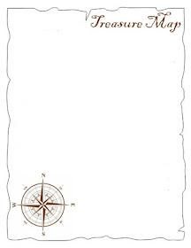 free treasure map to print