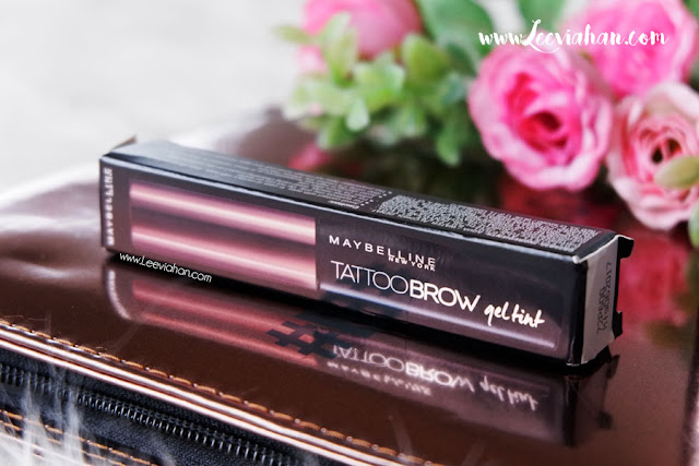 Beauty Review, BRAND : Maybelline, Maybelline Indonesia, Maybelline New York, Tattoo Alis, Tattoo Brow, Maybelline Tattoo Brow, Leeviahan