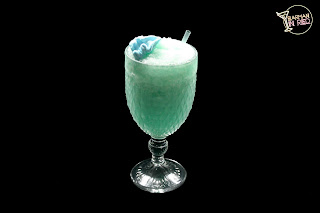 Blue Bayou Cocktail